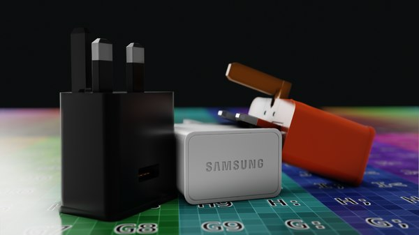 samsung charger model