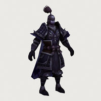 characters - soul standard 3D
