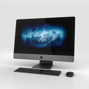 3D pro apple imac
