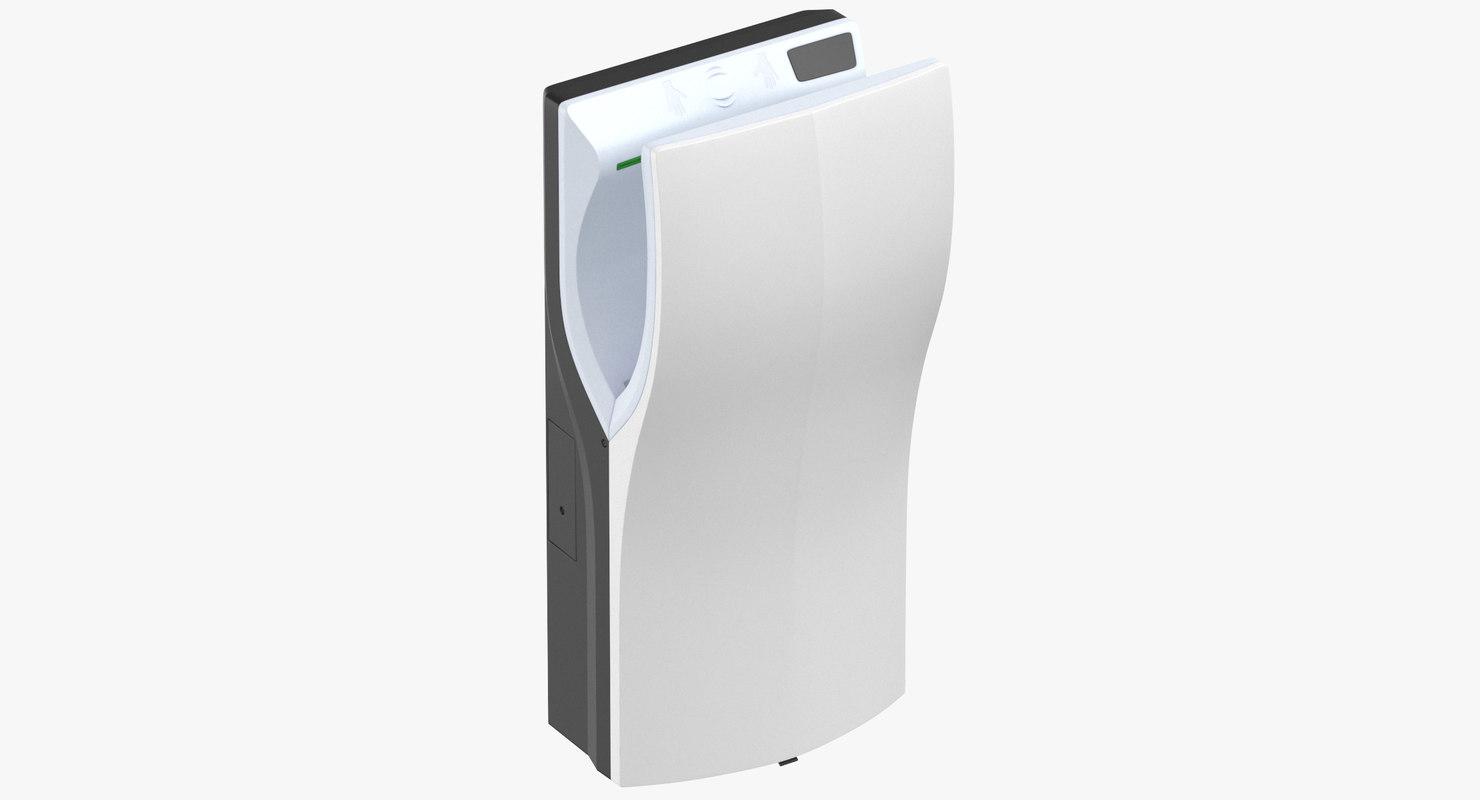hand dryer 02 model