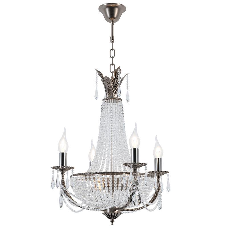 3D chandelier recetto e 1