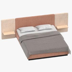 3D bedroom 04 01
