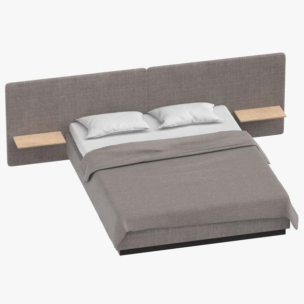 3D bedroom 04 02 model