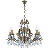 chandelier sorrento e 1 3D model