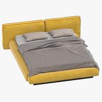 bedroom 03 3D model