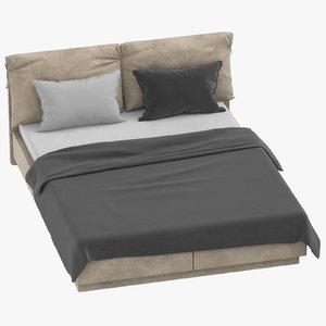 bedroom 05 3D