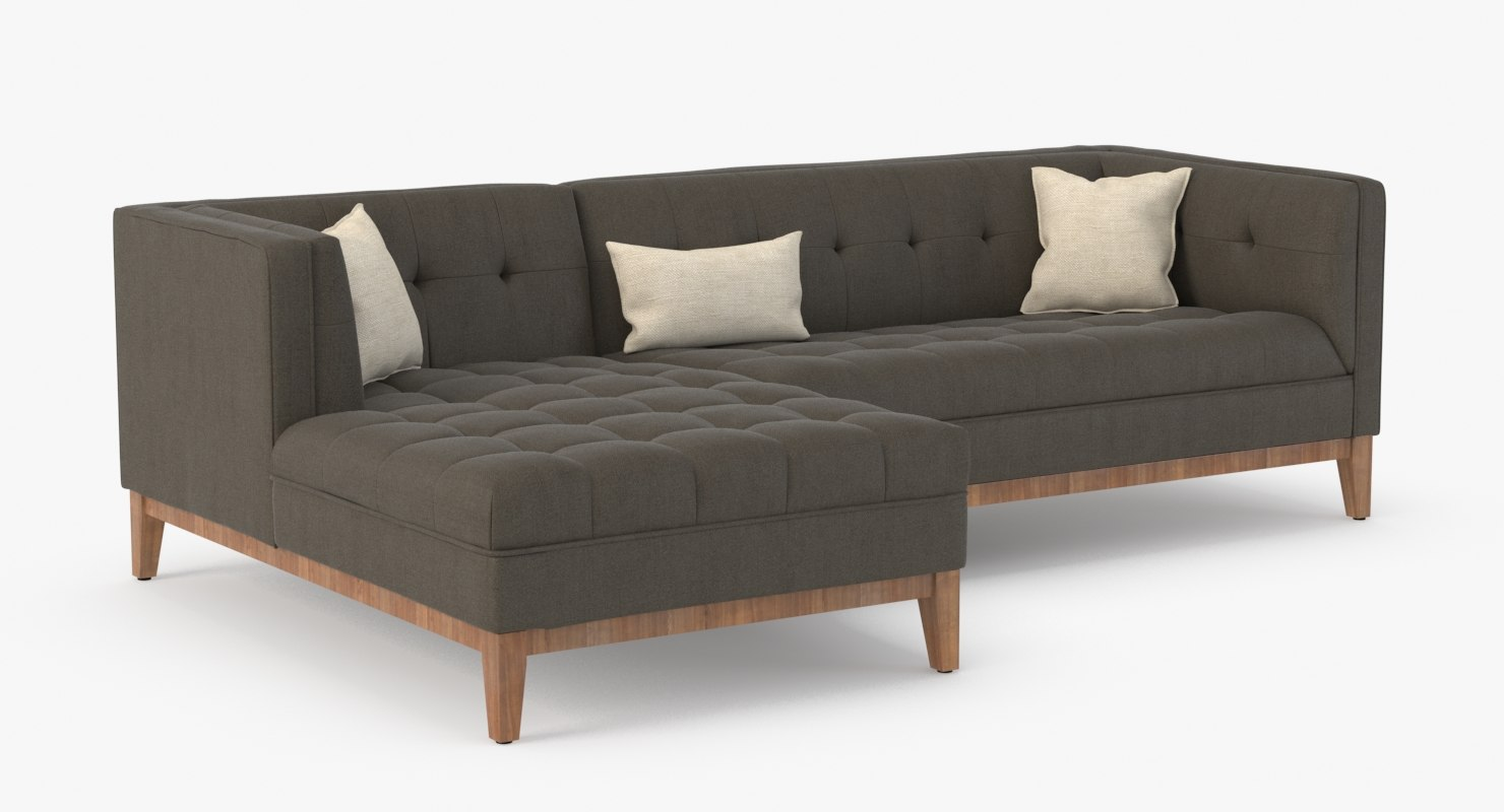Fine Gus Modern Atwood Bi Sectional Chaise Unemploymentrelief Wooden Chair Designs For Living Room Unemploymentrelieforg