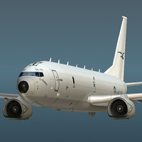 poseidon royal australian air force 3D model