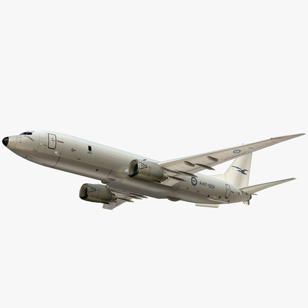 3D poseidon royal australian air force