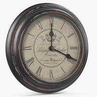 Vintage Wall Clock V1