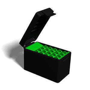 3D ammo box 6 5x55