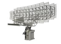 3D sps-49 air search radar
