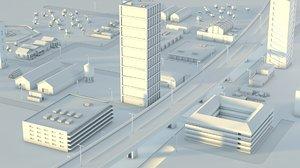 white city model