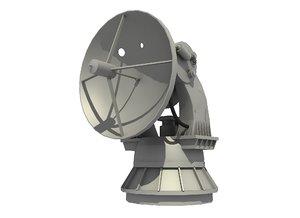 3D radar control