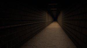 3D tunnel lights