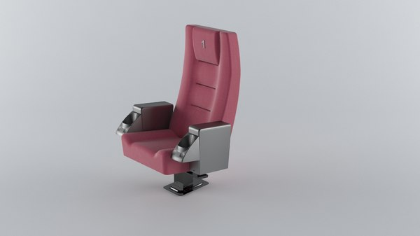 seat chair 3D