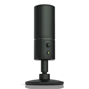 3D microphone polys model