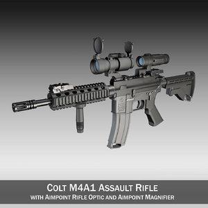 3ds 5 sopmod m4a1 carbine