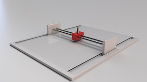 printing logo 3D model