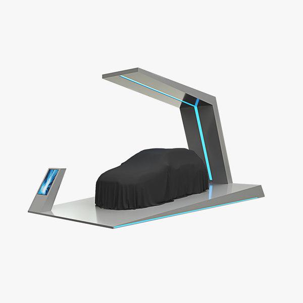 3D car display v1