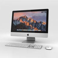 3D 21 5 apple model