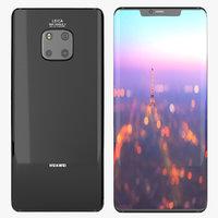 Huawei Mate 20 Pro Black.