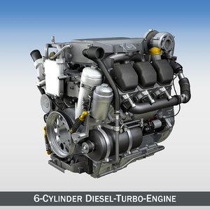 lwo engine diesel truck