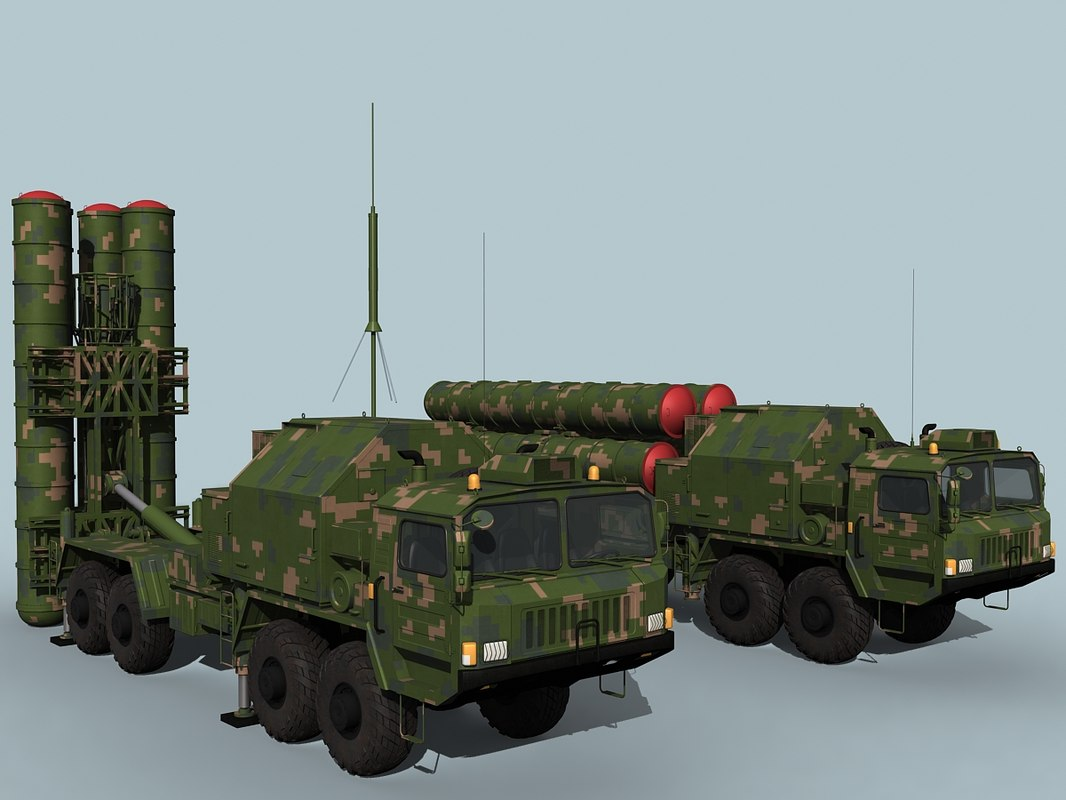 3D hq-9 hong qi