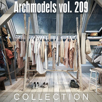 Archmodels vol. 209