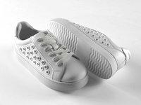 girl sneakers 3D model