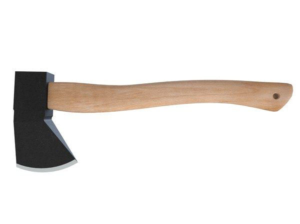 hatchet 3D model