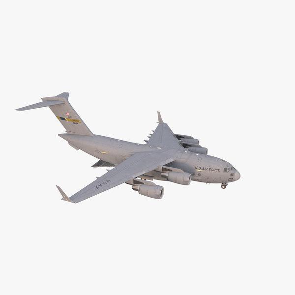 c-17 globemaster model