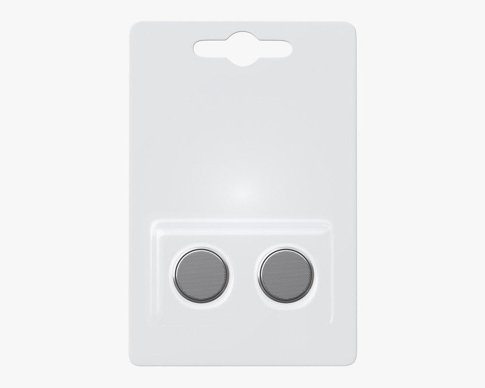 battery package pack model