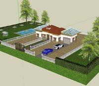 casas home vivienda 3D model