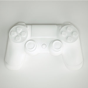 gamepad quads 3D model
