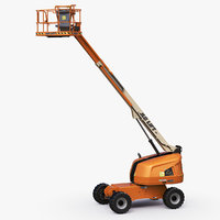JLG 400S Telescopic Boom Lift Cherry Picker