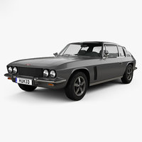 jensen interceptor 1969 model