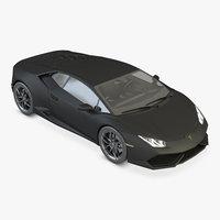 lamborghini huracan 3D model