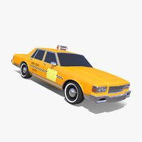 Chevrolet Caprice Taxi 1990