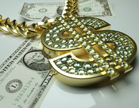 Gold Dolars Chain