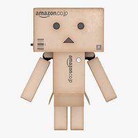 3D danbo amazon
