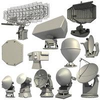 naval sensor 3D model