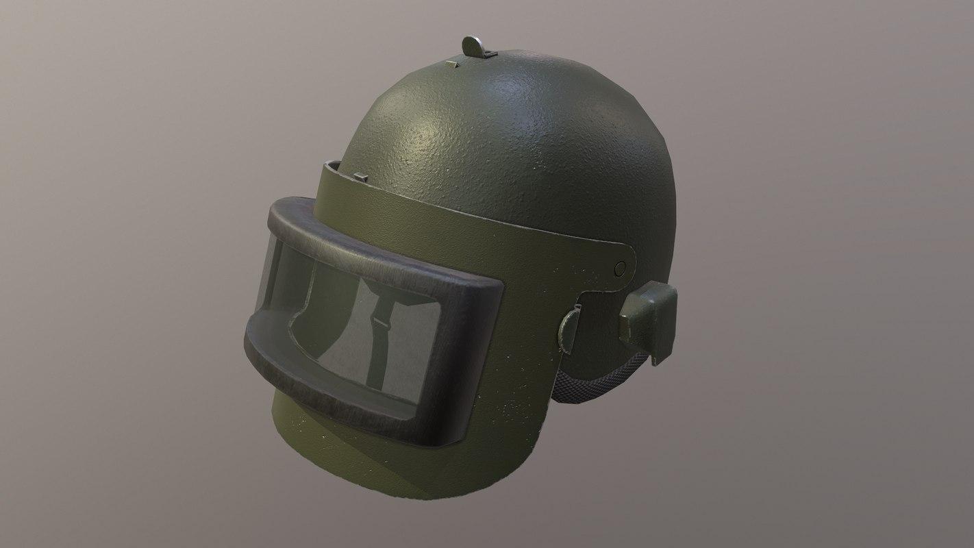 russian altyn 3D model