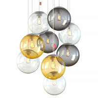 multicolored ceiling pendant lights model