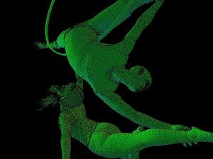 aerialists 3D