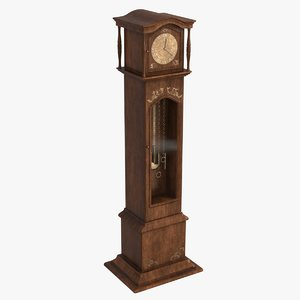 pendulum clock model
