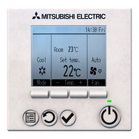 control panel mitsubishi electric 3d model