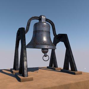 3D campane model