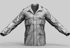 3D m65 jacket