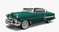 Classic Retro Coupe 1953